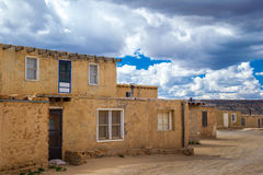 Acoma Pueblo Arkivfoton