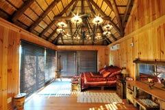 Acomodação luxuosa da cabine de registro fotos de stock royalty free