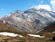 Aconcagua Royalty Free Stock Photography