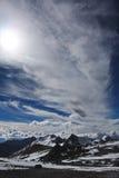 Aconcagua-Berge Lizenzfreie Stockfotografie