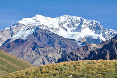 Aconcagua Royalty Free Stock Images