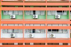 Acondicionador de aire Imagenes de archivo