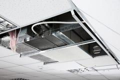 Acondicionador de aire moderno imagen de archivo