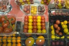 Acondicionamiento de los alimentos XVIII Foto de archivo libre de regalías