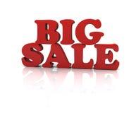 Acontecimiento de ventas grande Imagen de archivo libre de regalías