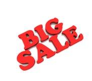 Acontecimiento de ventas grande Fotos de archivo