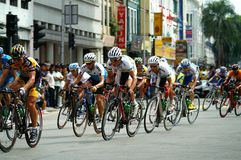 Acontecimiento deportivo Foto de archivo