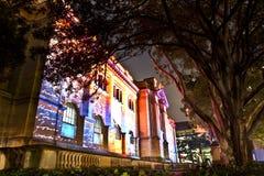 Acontecimiento ligero vivo de Sydney Imagenes de archivo