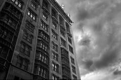 Acopio de la tormenta Foto de archivo libre de regalías