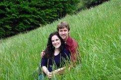 Acoplado para ser casado fotografia de stock royalty free
