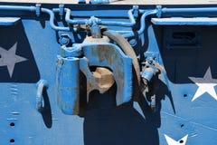 Acoplador do trem Fotografia de Stock
