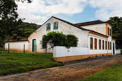 Acores Haus in Biguacu Lizenzfreie Stockfotografie