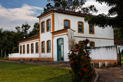 Acores House in Biguacu Stock Photography