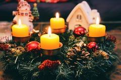 Acorn, Advent, Blur Stock Images