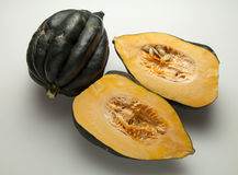 Acorn Squash Royalty Free Stock Photos