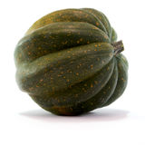 Acorn Squash  on White Background Royalty Free Stock Images