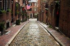 acorn ulica obrazy stock