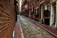 acorn ulica zdjęcia stock