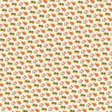 Acorns i dębów liść Zdjęcia Royalty Free