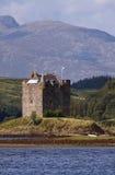 Acosador del castillo fotos de archivo