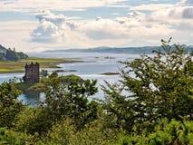 Acosador del castillo Fotos de archivo libres de regalías