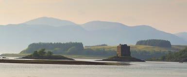 Acosador del castillo Imagen de archivo libre de regalías