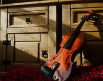 Acoustic, Bowed, String Stock Photos