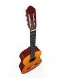 Acoustic Classic Guitar Stock Photography