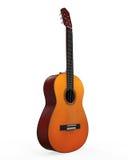 Acoustic Classic Guitar Stock Photo