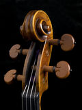 Acoustic Classical Violin right Royalty Free Stock Photos