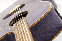 Acoustic Electric Royalty Free Stock Photos
