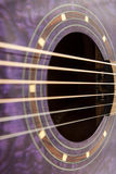 Acoustic Electric Stock Photography