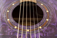 Acoustic Electric Stock Photos