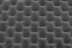 Acoustic foam. An image of acoustic foam suitable as a background Royalty Free Stock Images
