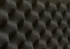 Acoustic foam Royalty Free Stock Photo