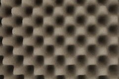 Acoustic Foam Plastic Stock Photography