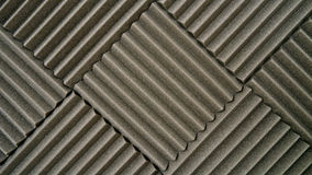 Acoustic Foam Tiles Royalty Free Stock Images
