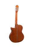 acoustic guitar υποστηρίξτε την όψη Στοκ Φωτογραφίες