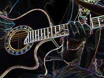 Free Acoustic Guitar Stock Photo - 306290