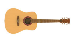 Free Acoustic Guitar Royalty Free Stock Photography - 45846997