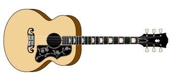 Acoustic guitar Stock Photos