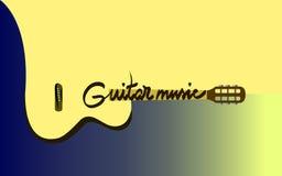 acoustic guitar απεικόνιση αποθεμάτων