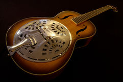 Acoustic Guitar. A rare acoustic guitar royalty free stock images