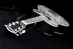 acoustic guitar στοκ φωτογραφία