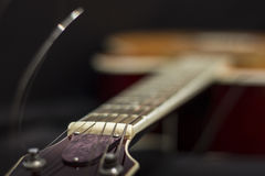 acoustic guitar Στοκ εικόνες με δικαίωμα ελεύθερης χρήσης