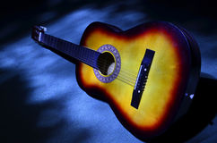 Acoustic Guitar! Stock Photo