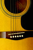 Acoustic Guitar 2 Stock Photo