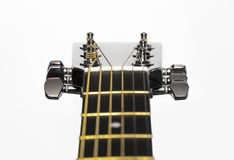 Acoustic guitar Tuners Stock Image