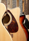Acoustic Guitars Royalty Free Stock Image