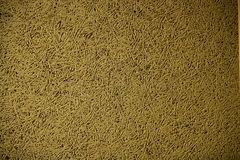 Acoustic isolation recycled ecologycal material. Texture for ceilings stock photo